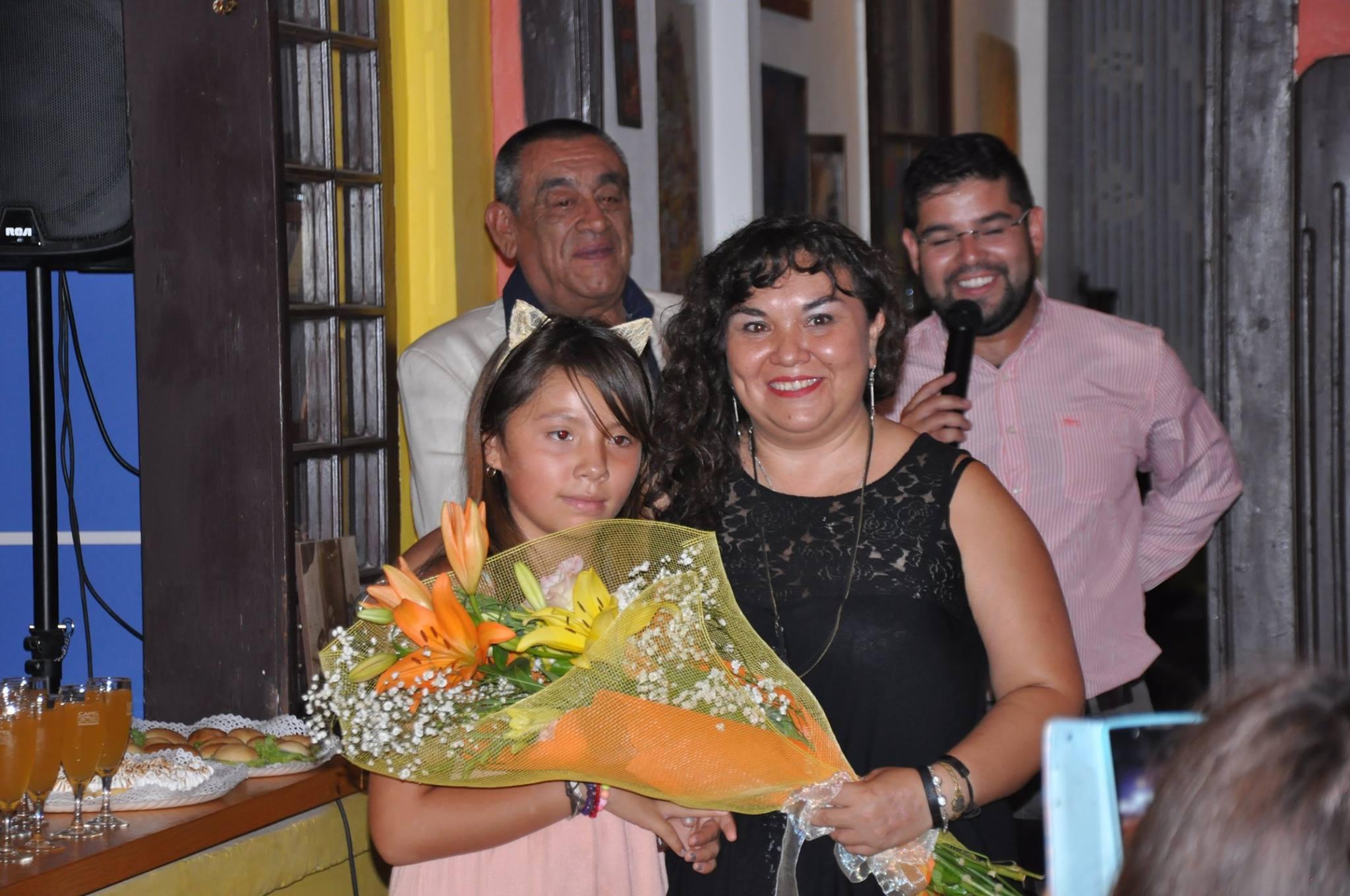"""Photo of Ehurodice Rivera, poeta vicuñense:""""Para mí es un privilegio estar en la Feria del Libro de La Serena"""""""