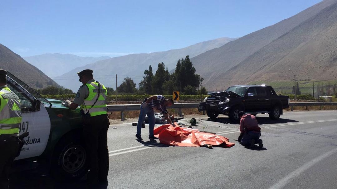 Photo of Investigan las causas del accidente que dejó a dos fallecidos en curva ingreso a Diaguitas