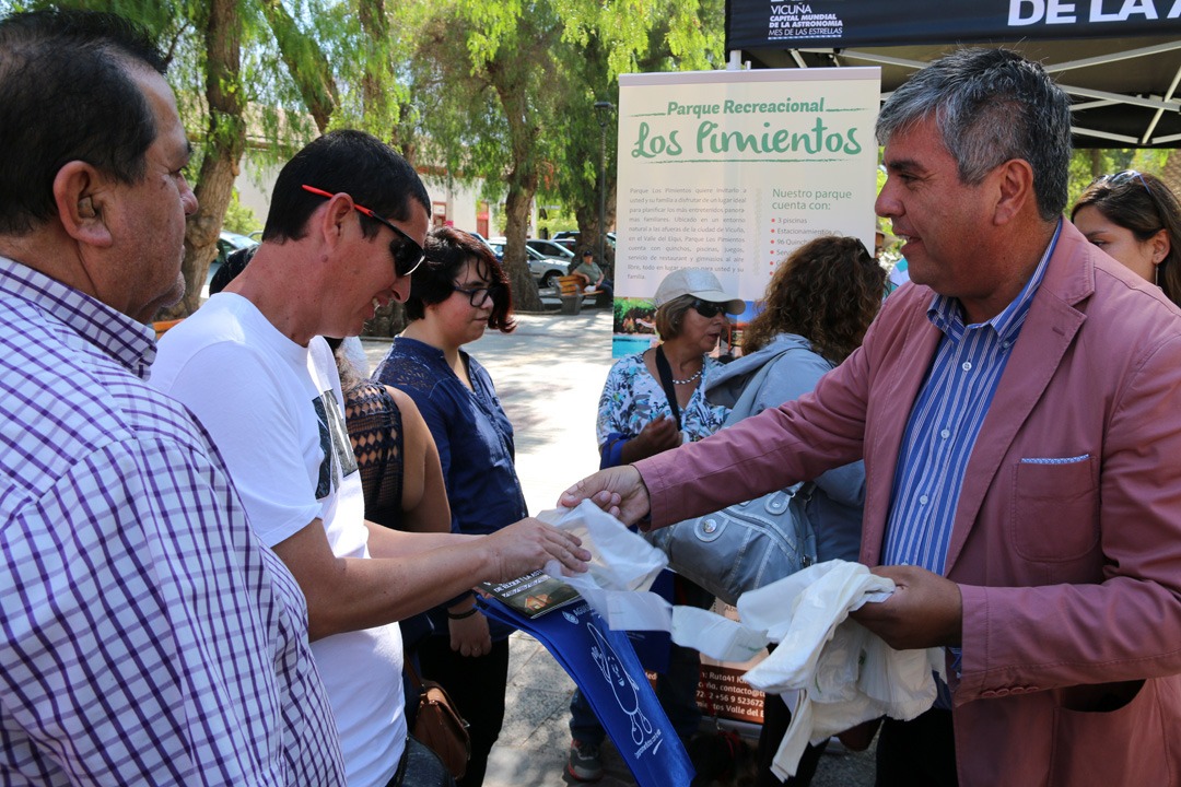 Photo of Vicuña continúa en la senda de contar con un turismo sustentable