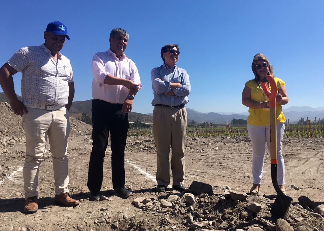Photo of 1.000 familias de Marquesa  y Talcuna beneficiadas con nueva planta de tratamiento