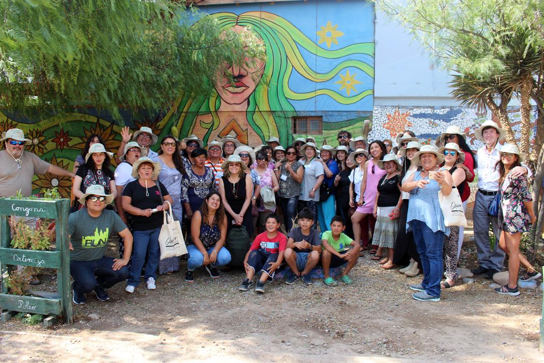 """Photo of Vicuña fue sede nacional de encuentro del programa """"Quiero Mi Barrio"""""""