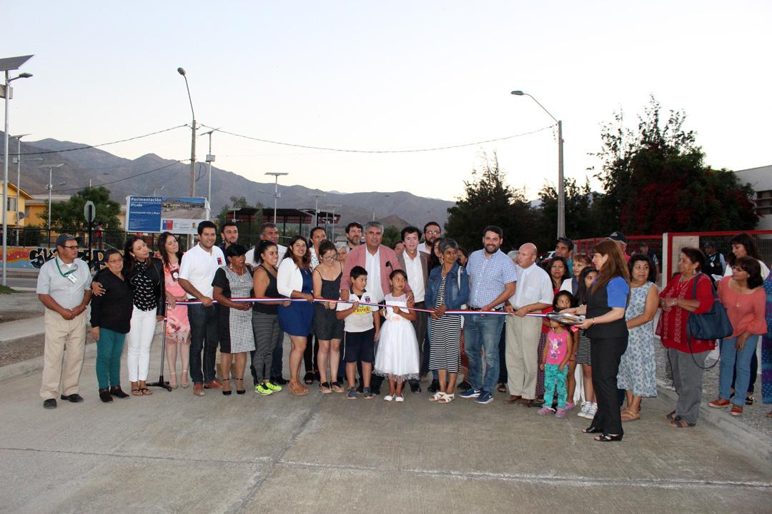 Photo of Con éxito concluyó el trabajo del programa Quiero Mi Barrio en Vicuña