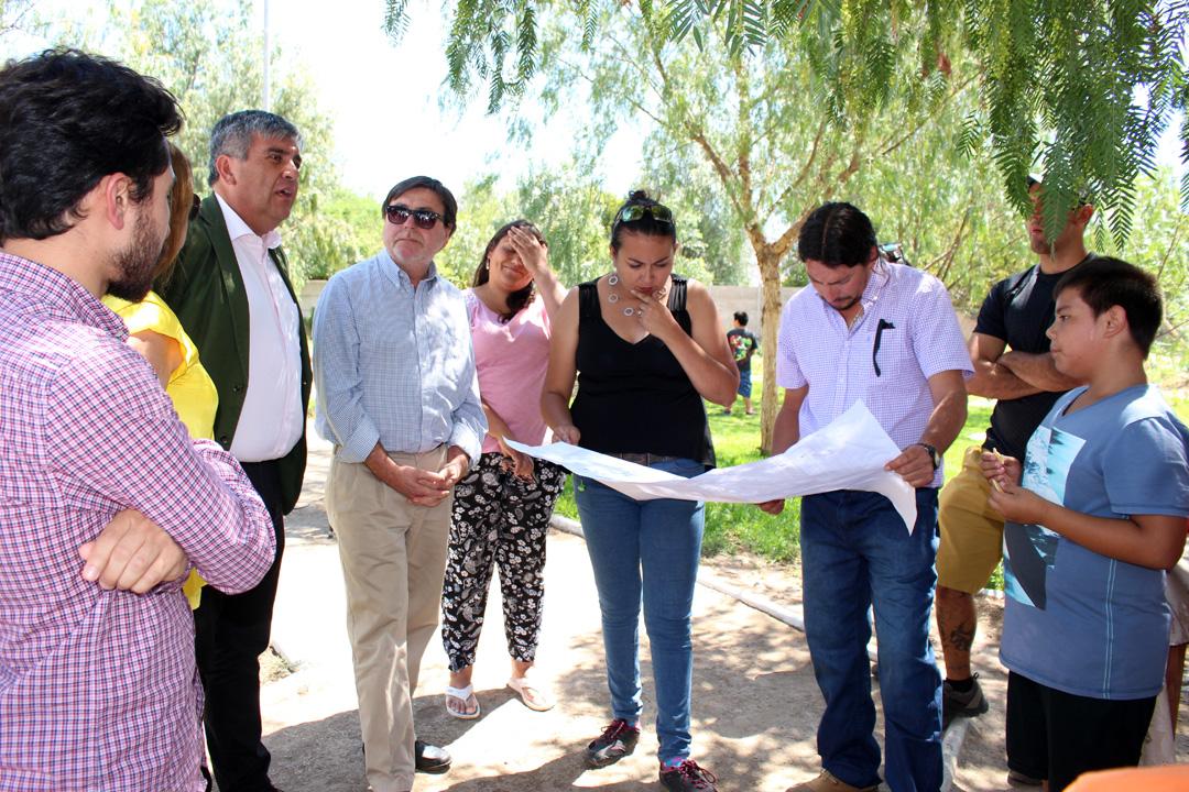 Photo of Población Pablo Neruda de Vicuña contará con un nuevo Centro Comunitario