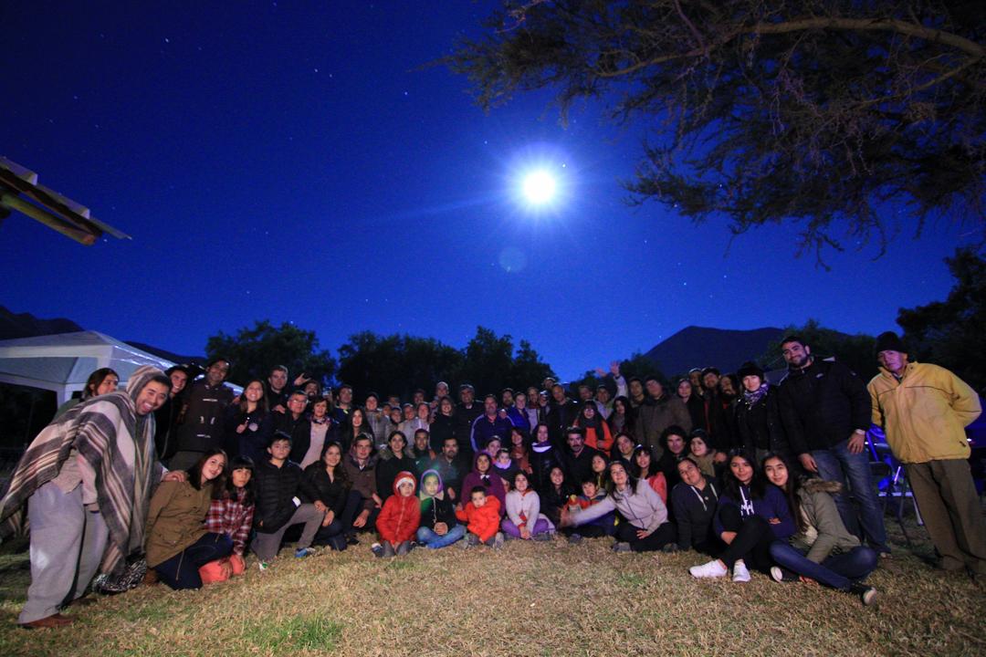 Photo of Realizarán una nueva versión de la Moon Party en parque Los Pimientos