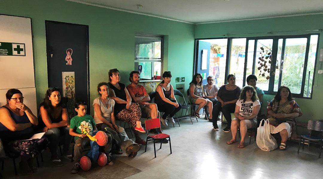 Photo of Comunidad de Pisco Elqui participa en charla sobre el uso responsable de plaguicidas