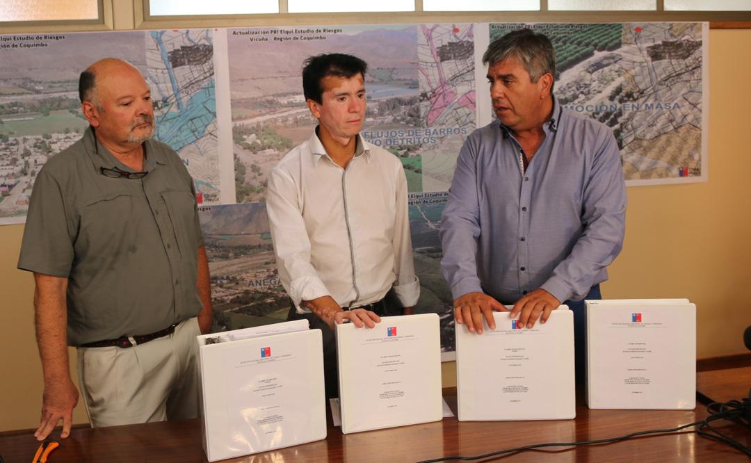 Photo of Concluye estudio para determinar zonas de riesgo por aluviones en Vicuña y Paihuano
