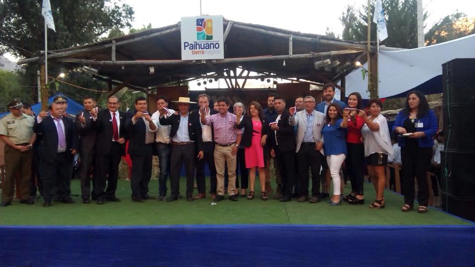 Photo of Feria costumbrista de Paihuano inicia su celebración con masiva convocatoria