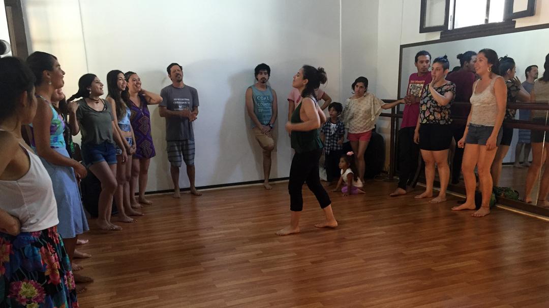 Photo of Incentivan la expresión musical y corporal en el marco del Festival Multicultural Concert Valle