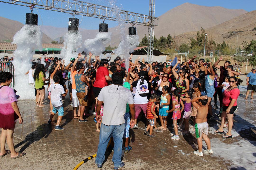 Photo of La Feria de Abastos y Eventos fue el epicentro de la Fiesta de la Juventud en Vicuña