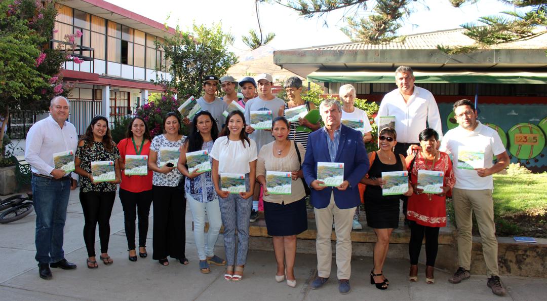 Photo of Libro Quiero Mi Barrio presenta un registro de todos los avances del programa en Vicuña