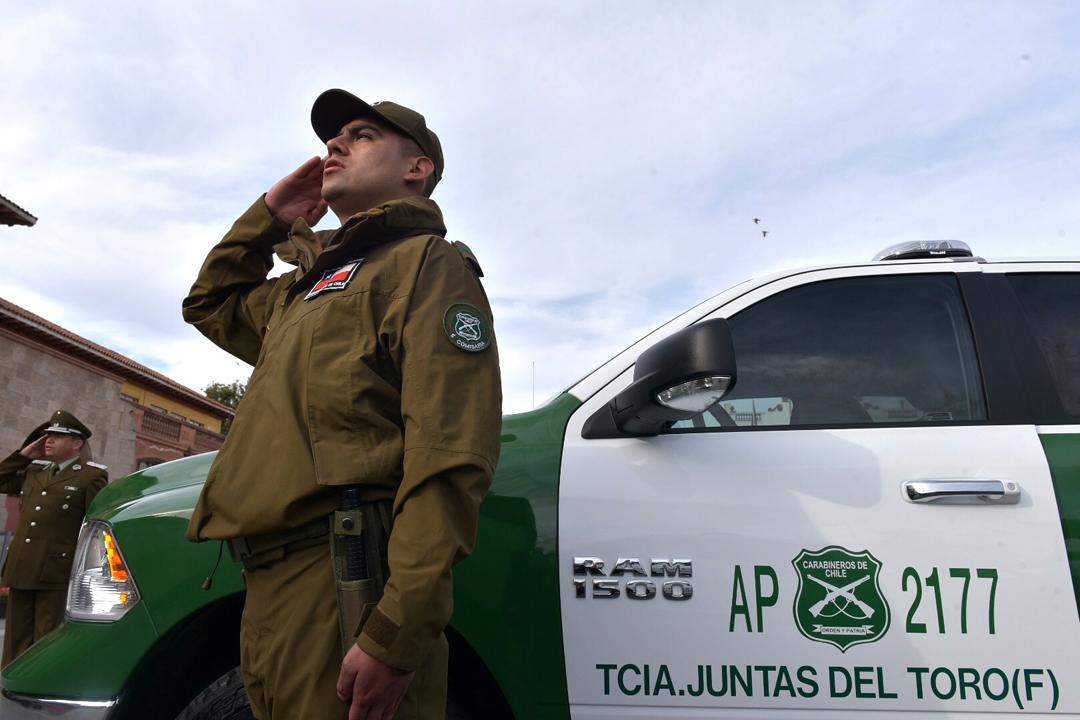 Photo of Turistas argentinos fueron detenidos en Juntas del toro por pasar con droga por Paso Agua Negra