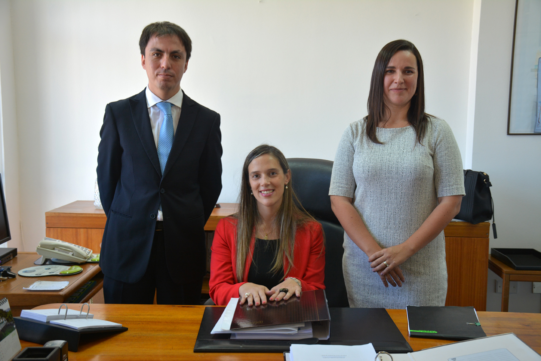 Photo of Daniela Norambuena asume como Gobernadora de Elqui en significativo traspaso del mando