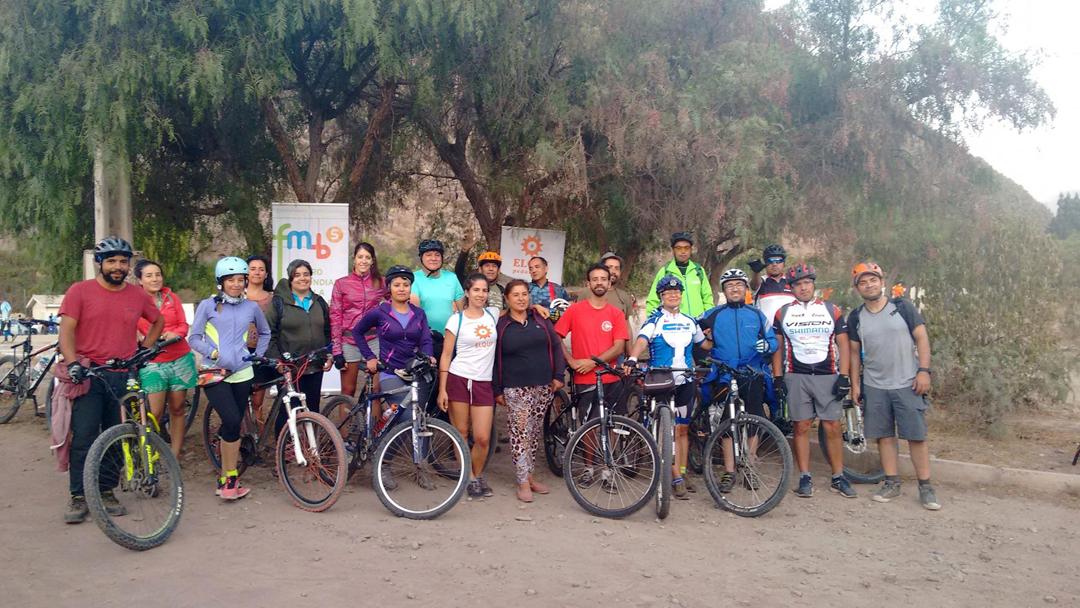 """Photo of Invitan a participar  del evento """"Yo Vivo Elqui Pedaleable"""" este fin de Semana Santa en El Molle"""