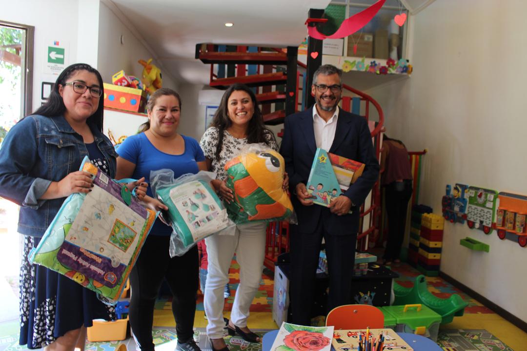 Photo of HEPI Crianza de Vicuña es reconocido a nivel regional por su ayuda a las familias elquinas