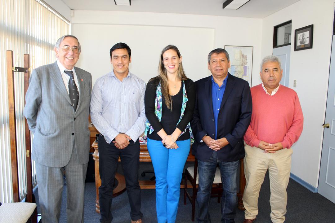 Photo of Presidentes de los partidos de Chile Vamos coordinan acciones con la Gobernadora de Elqui