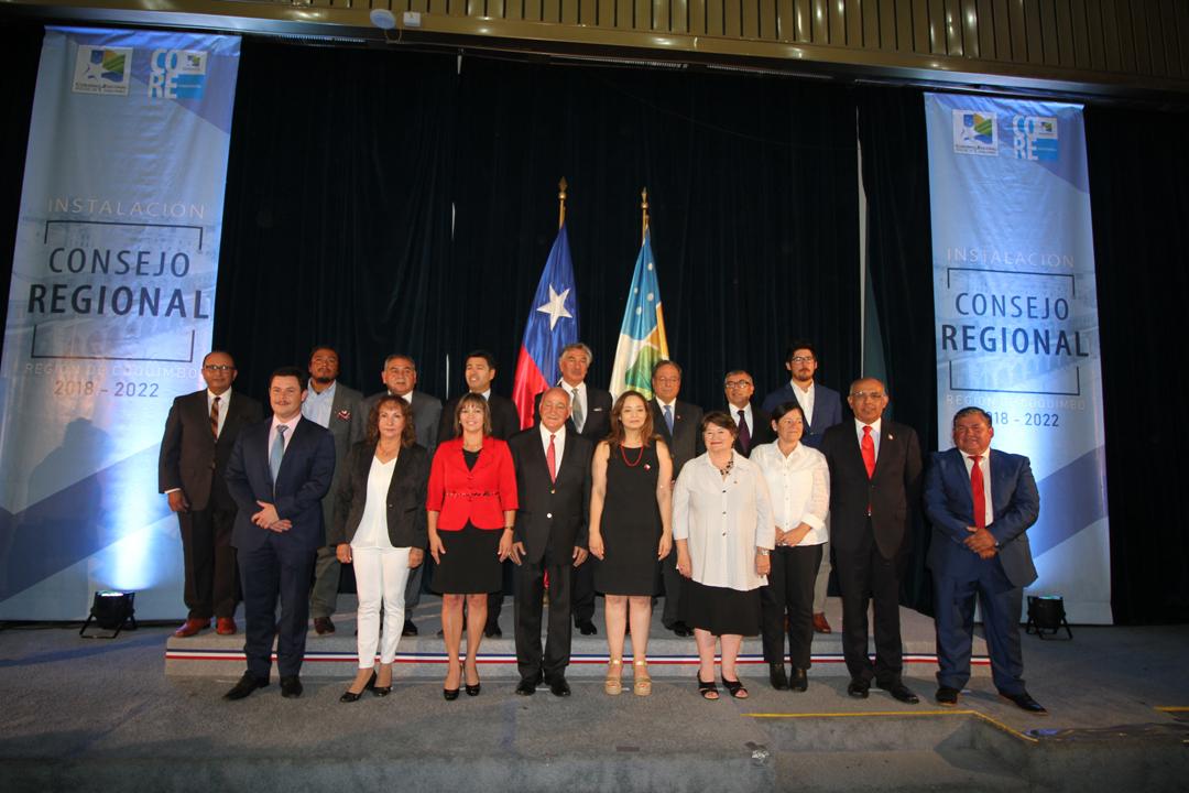 Photo of En masiva ceremonia democrática se constituyó el nuevo Consejo Regional de la Región de Coquimbo