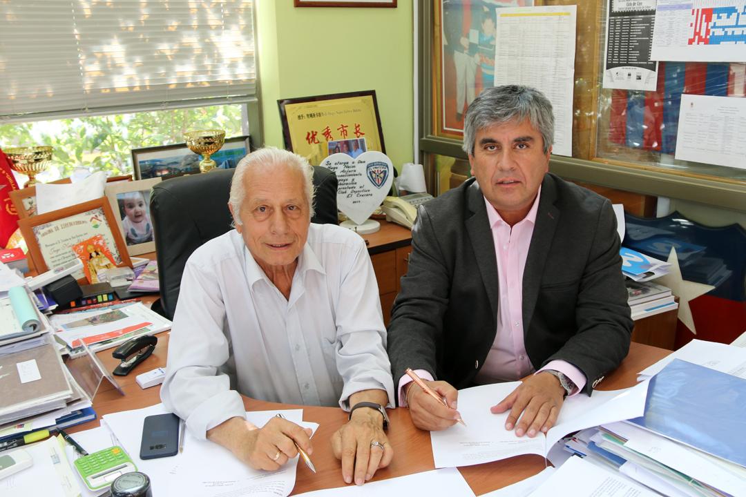 Photo of Comunas de San Carlos y Vicuña firman convenio de colaboración para el desarrollo del turismo