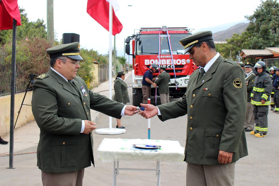 Photo of Bomberos de Marquesa ya cuentan con su esperado carro bomba