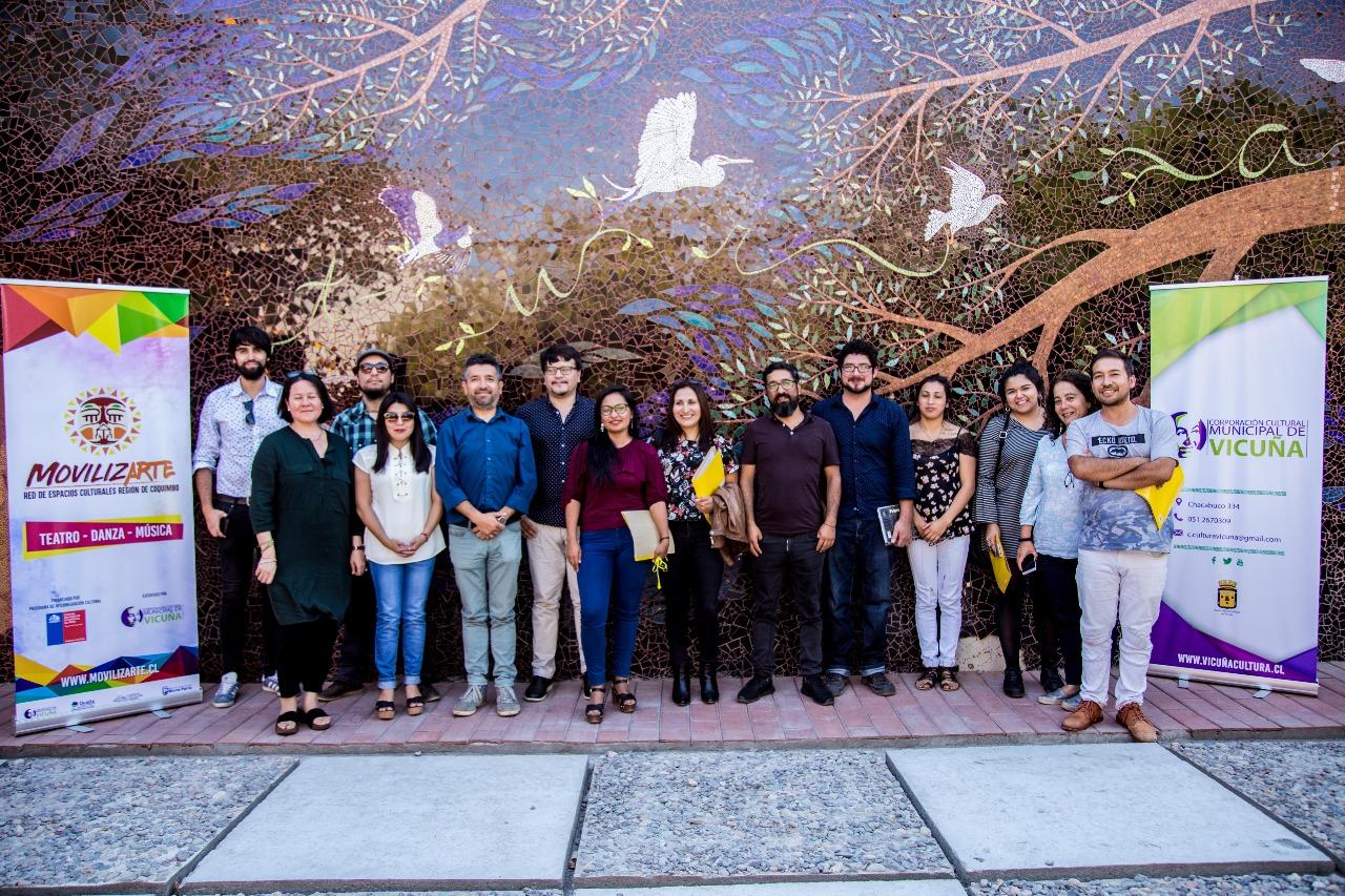 Photo of Proyecto Movilizarte: Espacios culturales participan de exitoso taller de formación de audiencias