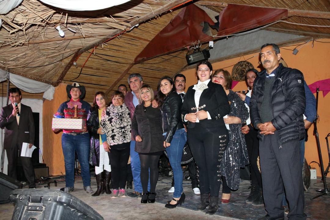 Photo of A Vicuña se fue el primer lugar del XXIII Festival Ranchero de El Arrayán