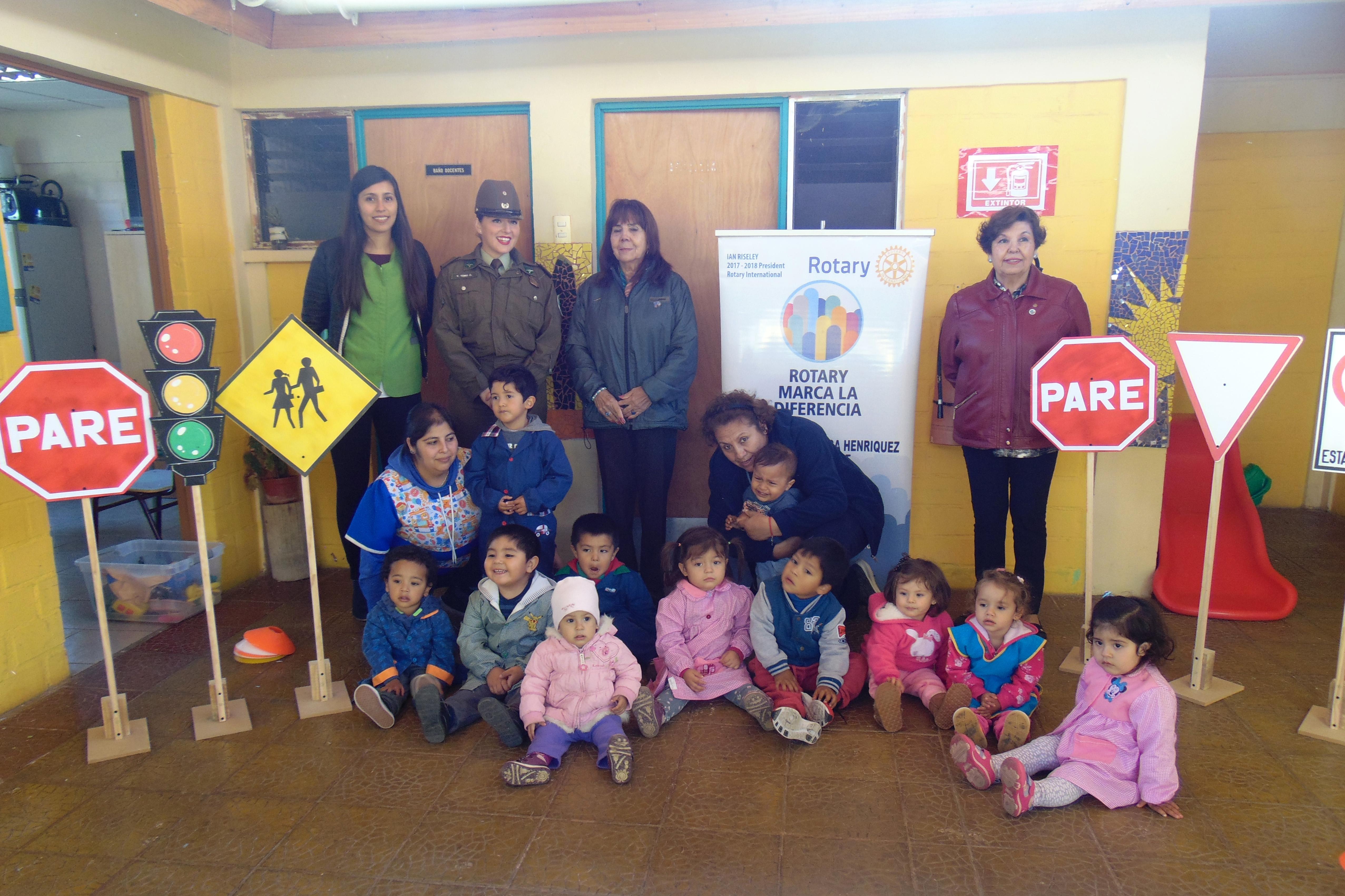 """Photo of Implementan programa de """"Seguridad Vial"""" para estudiantes de la comuna de Vicuña"""