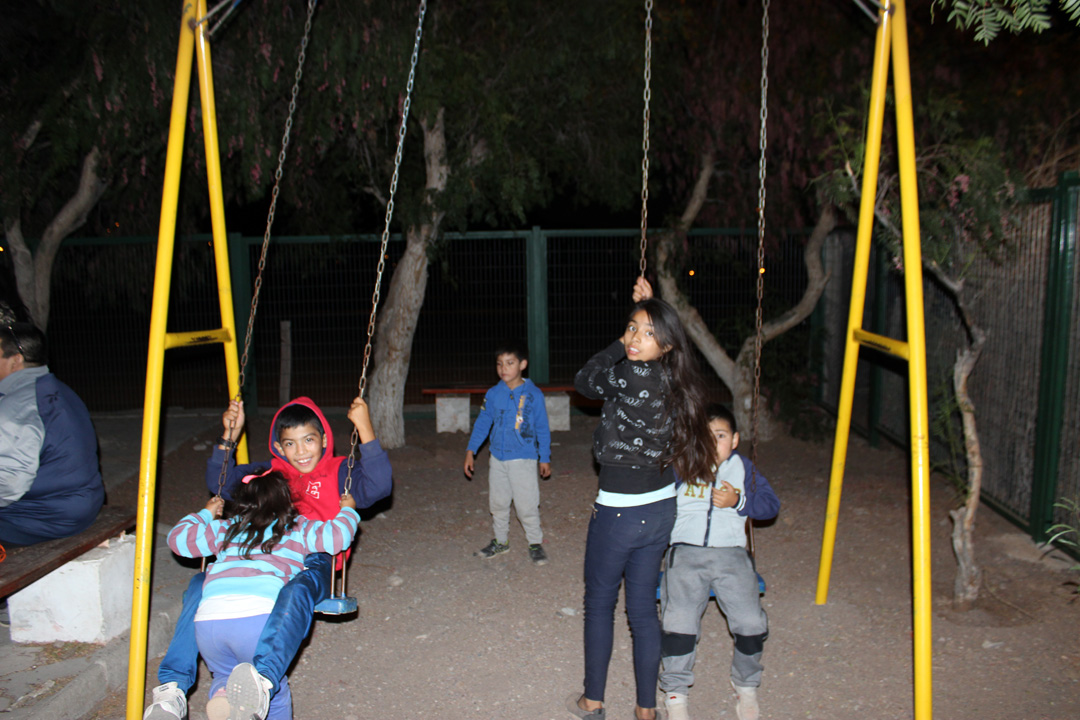 Photo of Andacollito cuenta con nuevo espacio para mejorar la calidad de vida de sus vecinos