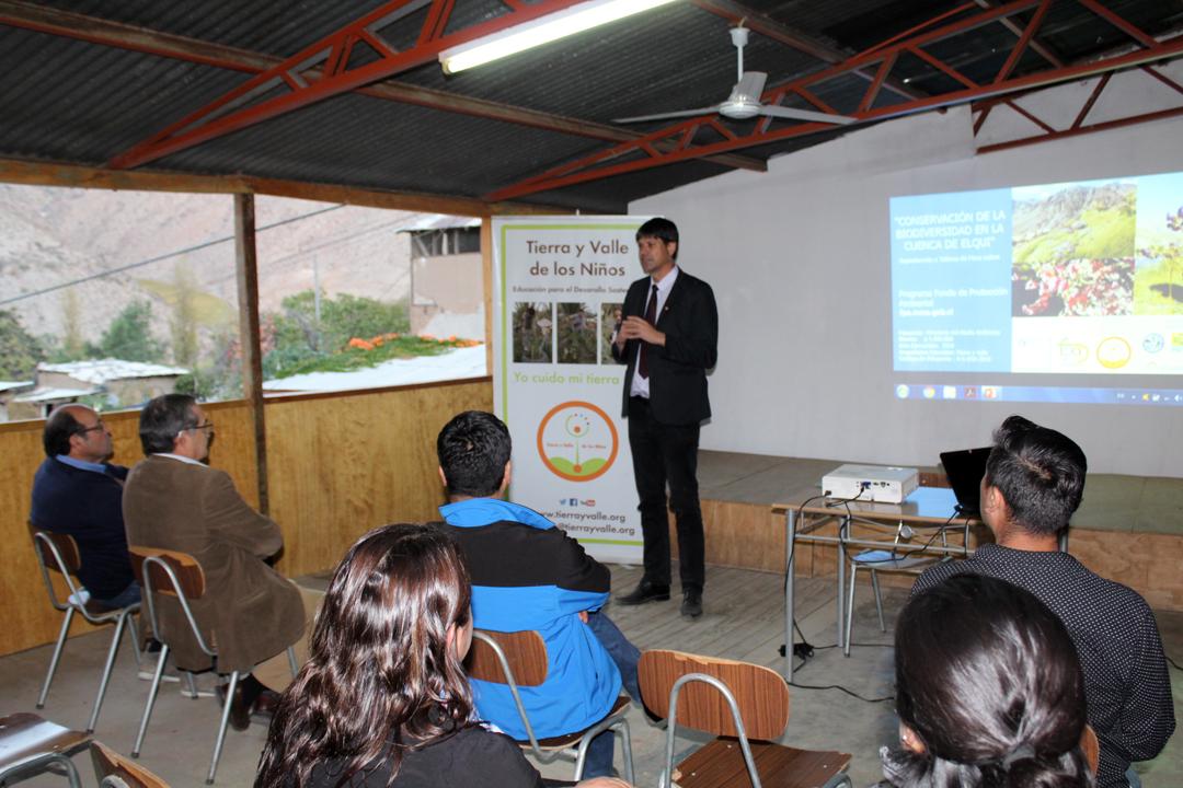 Photo of Tierra y Valle de los Niños inician proyecto medioambiental en Pisco Elqui