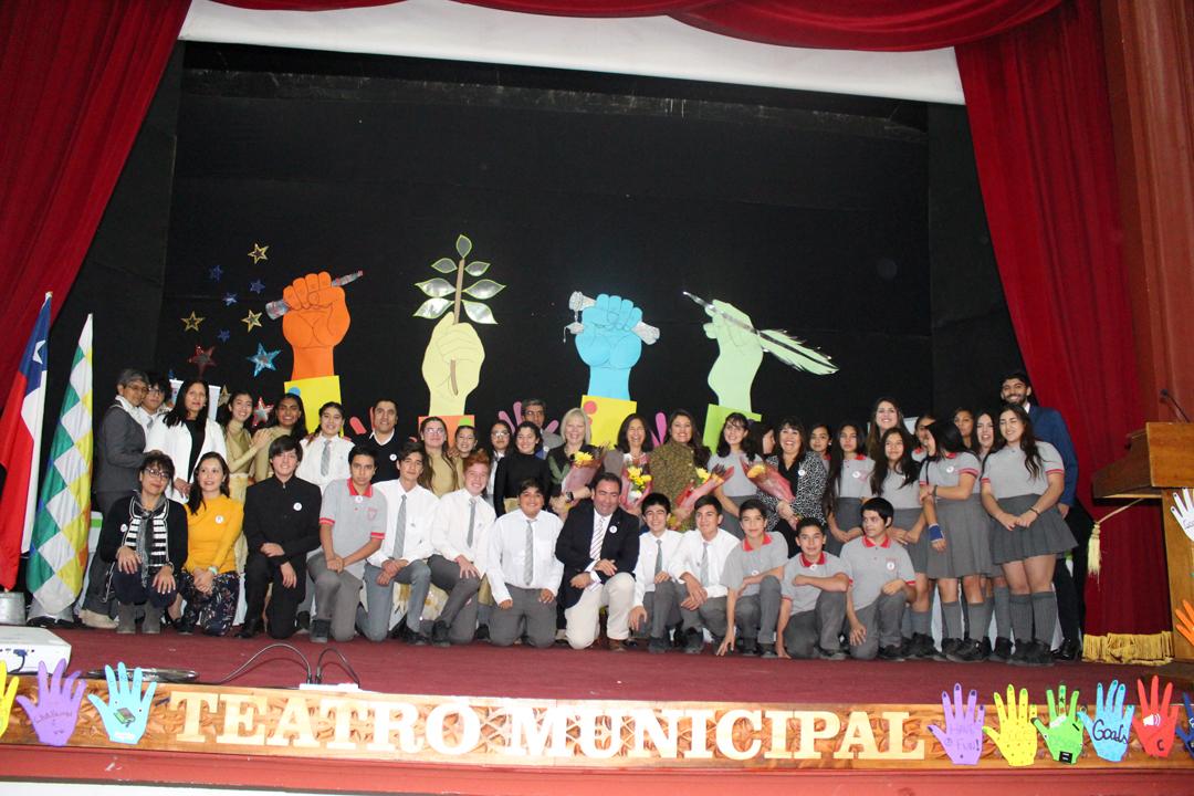 Photo of Lanzan programa de inglés que beneficiará a 30 estudiantes de enseñanza media en el Valle de Elqui