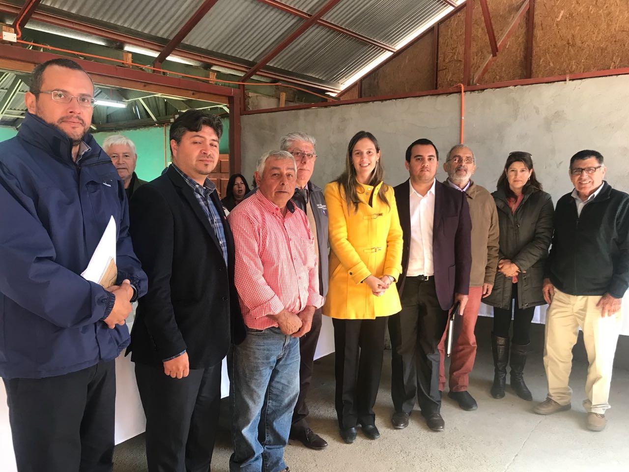 Photo of Comunidad Agrícola Quebrada de Talca solicita avances en conectividad, salud y medio ambiente
