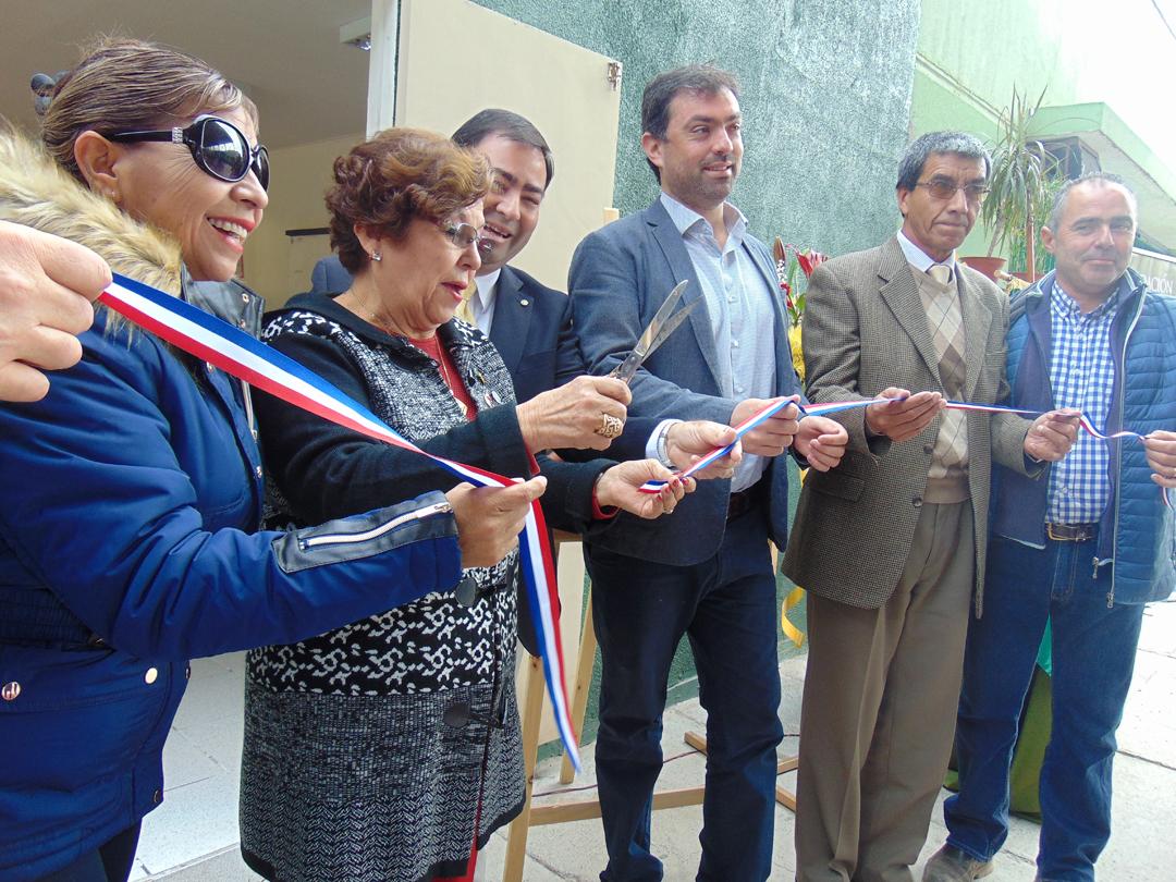 Photo of Colegio Edmundo Vidal Cárdenas inaugura sala para estudiantes de 2° medio