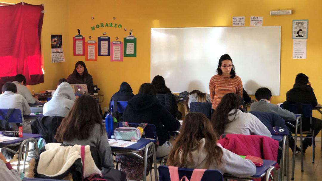 Photo of 280 estudiantes de Vicuña y Paihuano fueron evaluados en su dominio del inglés