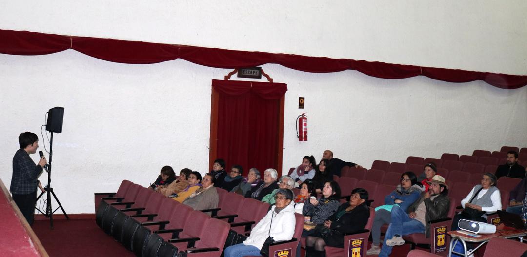 Photo of En Vicuña se vivió la 1era consulta ciudadana sobre el proyecto de reparación de la Torre Bauer