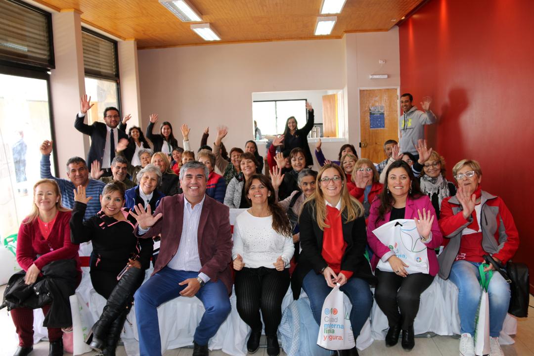 Photo of Dirigentes vecinales sanjuaninos y vicuñenses comparten experiencias en encuentro binacional