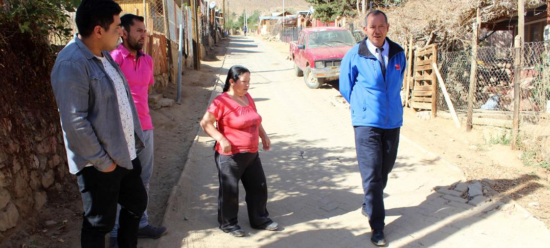 Photo of Autoridad Sanitaria constata en terreno situación de vecinos de Horcón