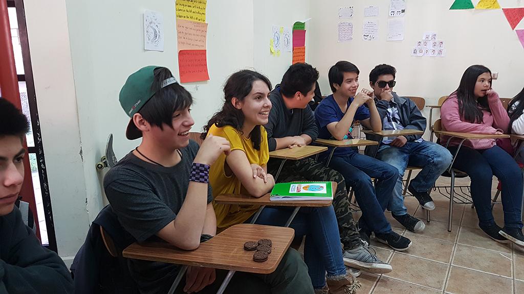 Photo of Estudiantes del Valle de Elqui disfrutan y aprenden en su primer English Winter Camp
