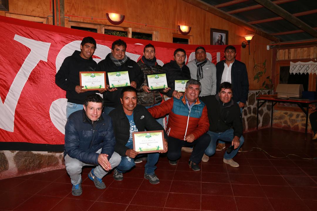 Photo of Club Deportivo Villaseca celebró sus 40 años de vida con importantes proyecciones
