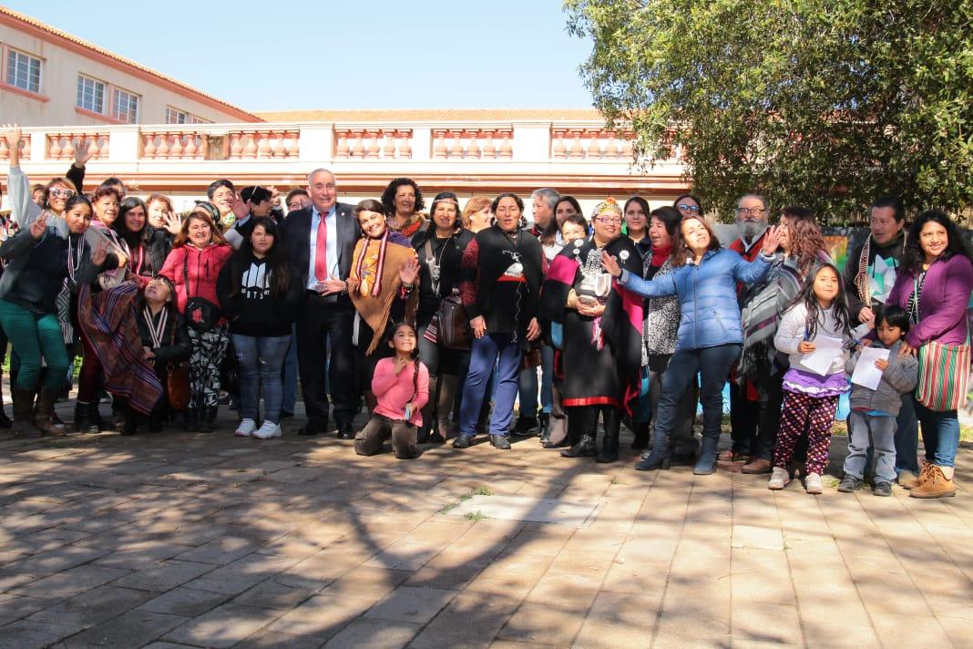 Photo of Pueblos originarios dialogan en primer encuentro para crear la asignatura de Lengua y Cultura