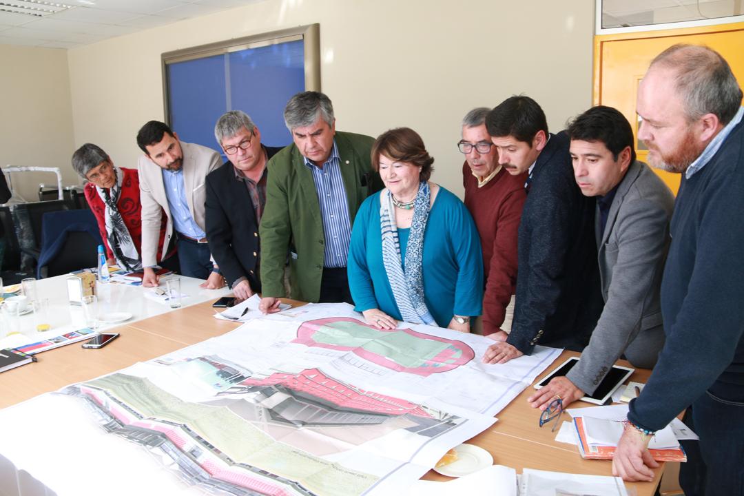 Photo of Llamarán a una segunda licitación la construcción del Estadio Municipal de Vicuña