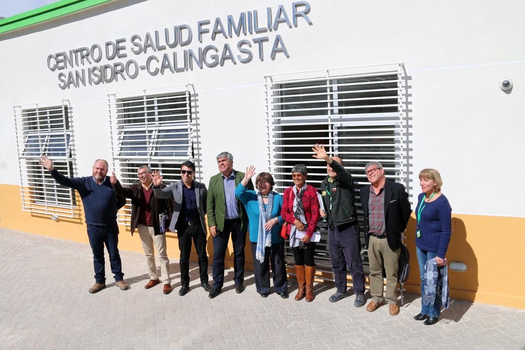 Photo of Para el mes de octubre se espera la apertura del CESFAM San Isidro – Calingasta