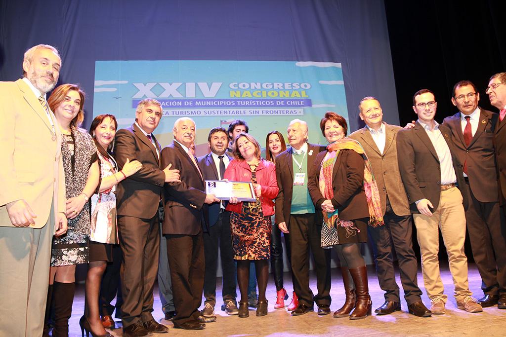 Photo of En Arica se desarrolla el XXIV Congreso de Municipios Turísticos de Chile en el que participan Vicuña, Paihuano y La Serena
