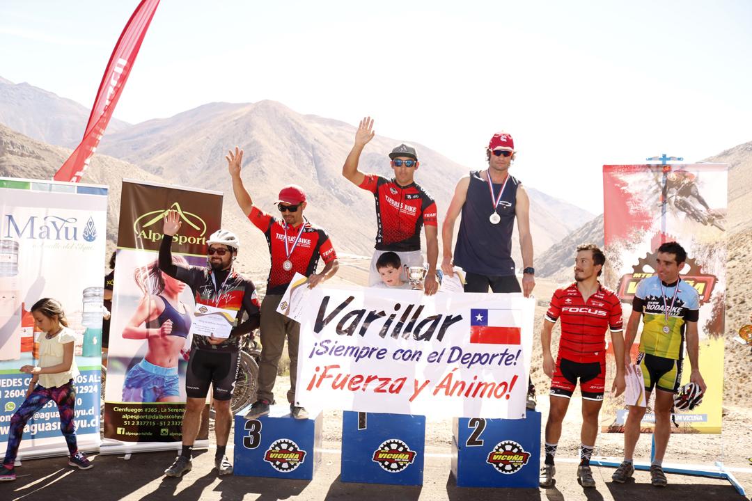 """Photo of Más de 80 ciclistas se hicieron parte del desafío """"Rutas Ancestrales"""" de XCM en Vicuña"""