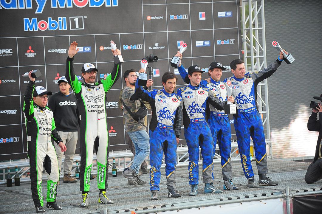 Photo of Vicuña marcó el Campeonato RallyMobil con la cuarta fecha del 2018
