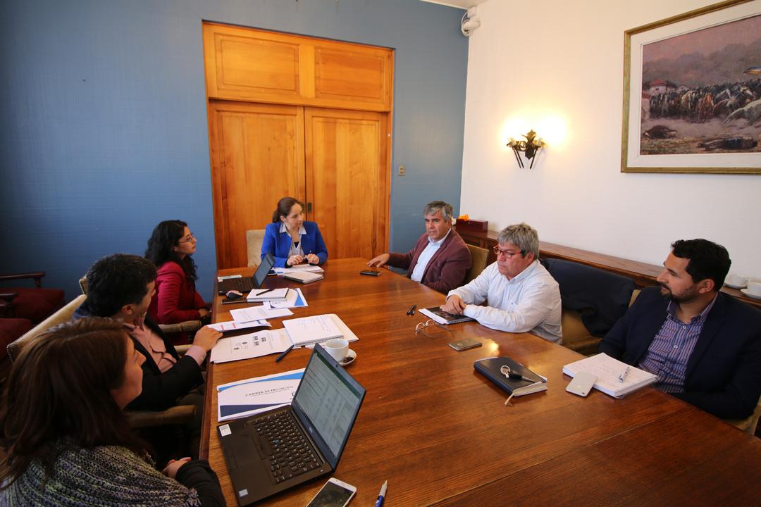 Photo of Municipio de Vicuña y Gobierno Regional de Coquimbo proyectan inversiones para la comuna
