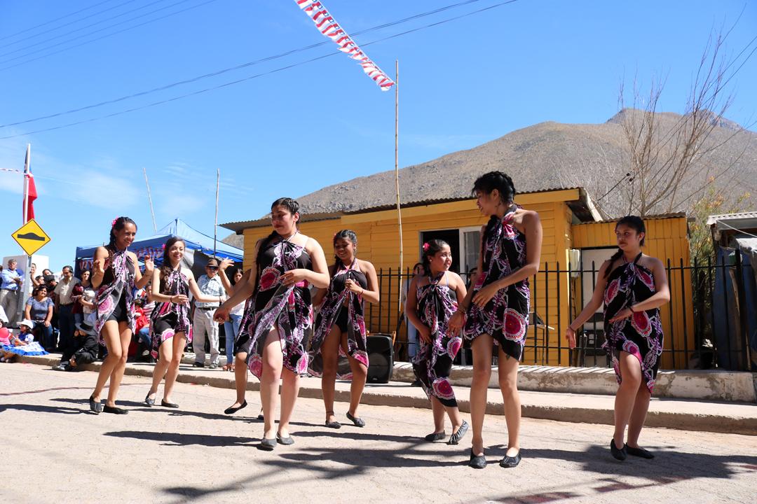 Photo of Andacollito celebra aniversario patrio con tradicional acto y desfile del 19 de septiembre