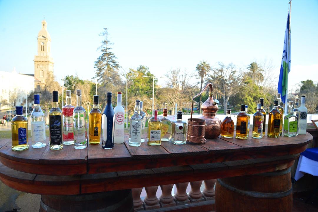 Photo of Piscos asociados a Pisco Chile obtienen 7 medallas en principal concurso internacional de destilados