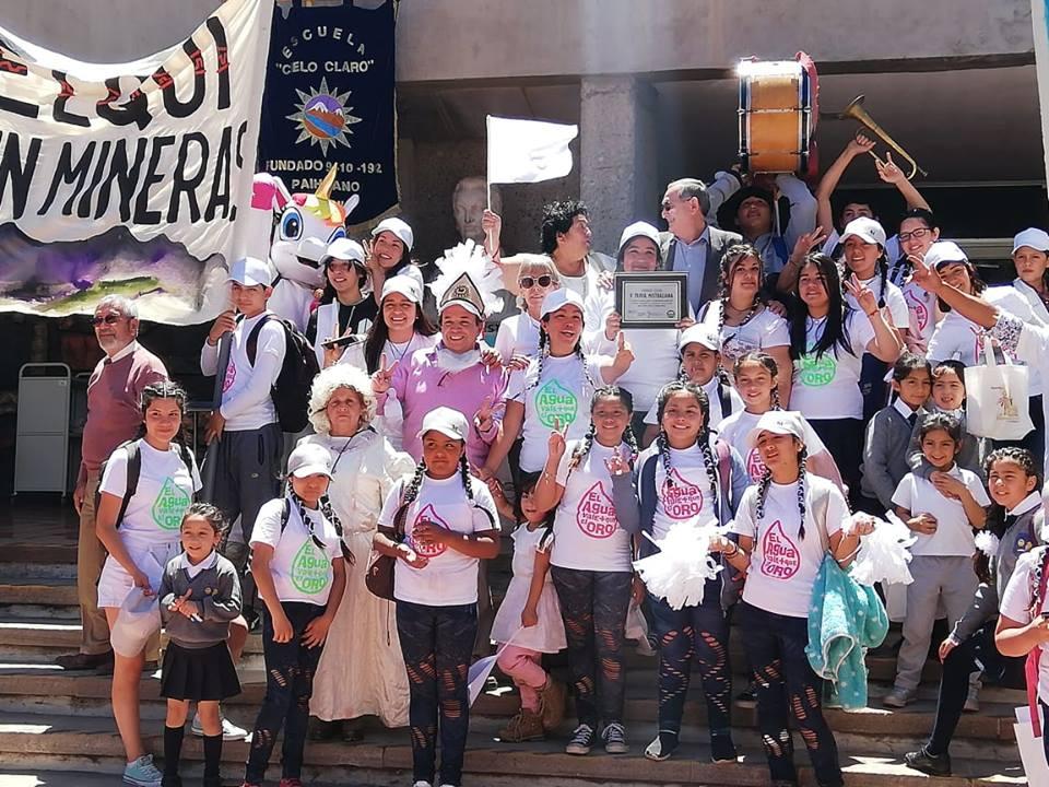 Photo of Escuela Cielo Claro de Paihuano fue la ganadora de la V Trivia Mistraliana del MGM