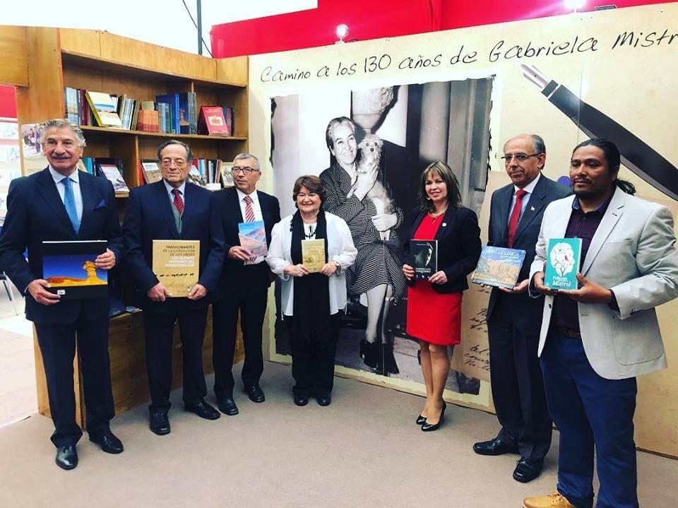 Photo of Con presencia de la Región de Coquimbo, dan el vamos a la 38° versión de la Feria Internacional del Libro de Santiago