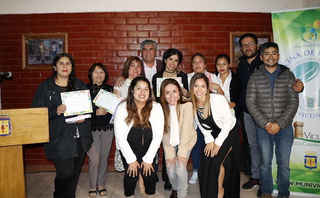 Photo of Con mucha emoción mujeres de Villaseca se certificaron en cosmética natural