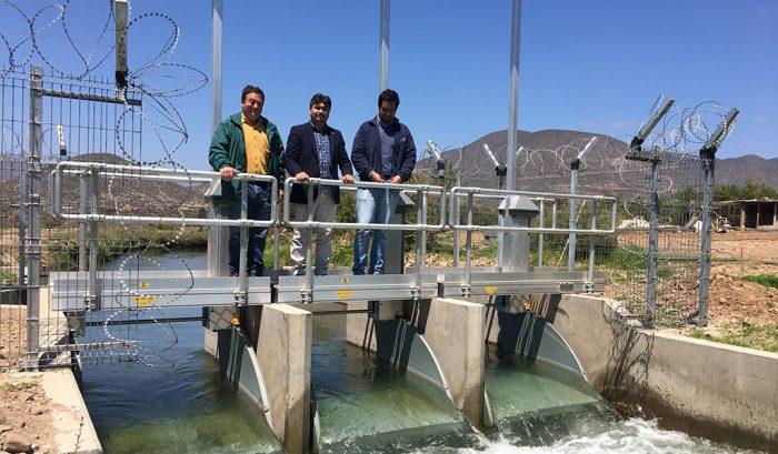 Photo of Regantes y autoridades regionales recorren obras en el canal Bellavista bonificadas por la CNR