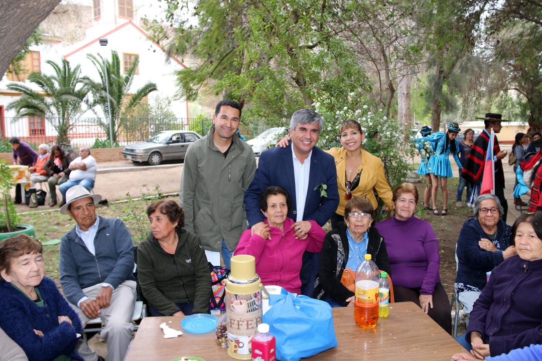 Photo of Mateada Mistraliana de El Tambo sigue la tradición de recordar a la Premio Nobel elquina